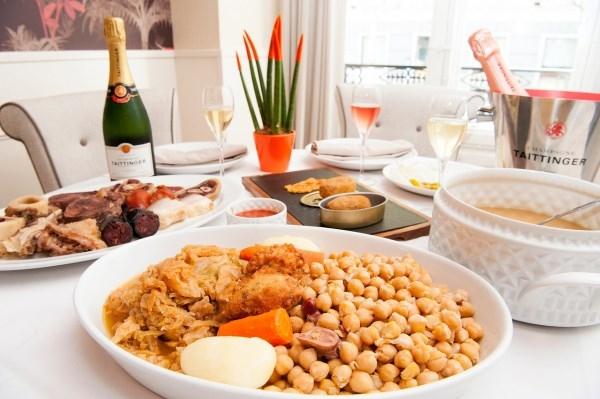 27 de febrero, Día Internacional del Cocido. Los mejores especialistas te lo llevan a casa