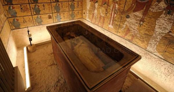 Un nuevo museo acoge las momias de 22 faraones egipcios