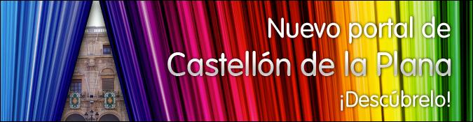 Nuevo portal de Castellón de la Plana