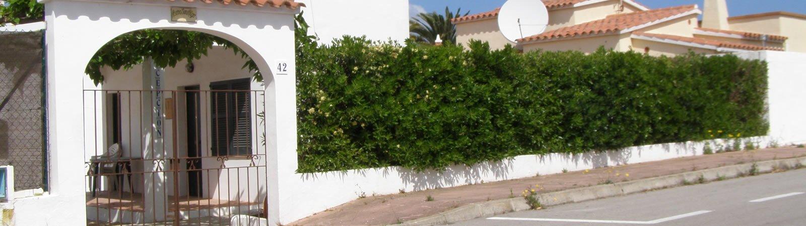 Apartamentos Son Rotger Menorca,alquiler apartamentos en menorca