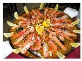 Paellas y menus diarios en Menorca, menu en es Mercadal