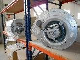 Extractores industriales y turbinas