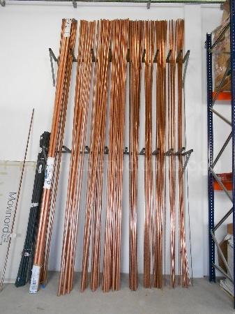 Tuberías y accesorios de cobre para frío industrial