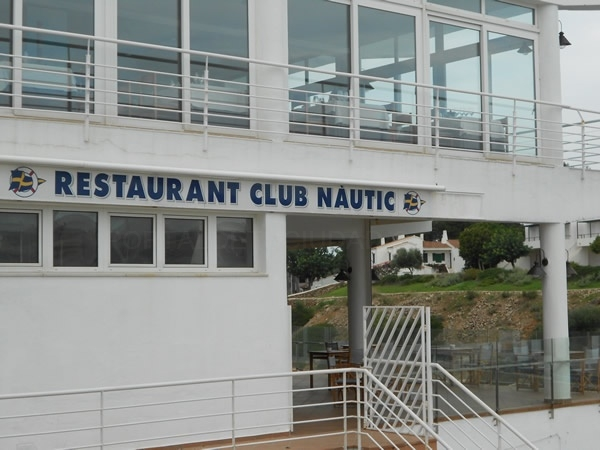 Rest. Club Nàutic