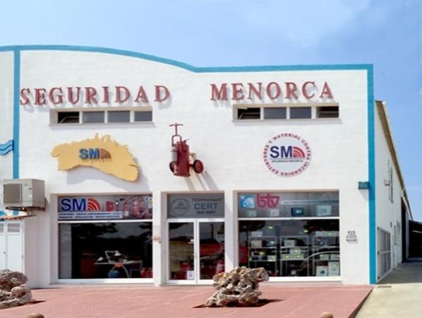 Seguridad Menorca
