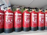 •Señalización, alarmas contra incendios