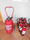 alarmas contra incendios
