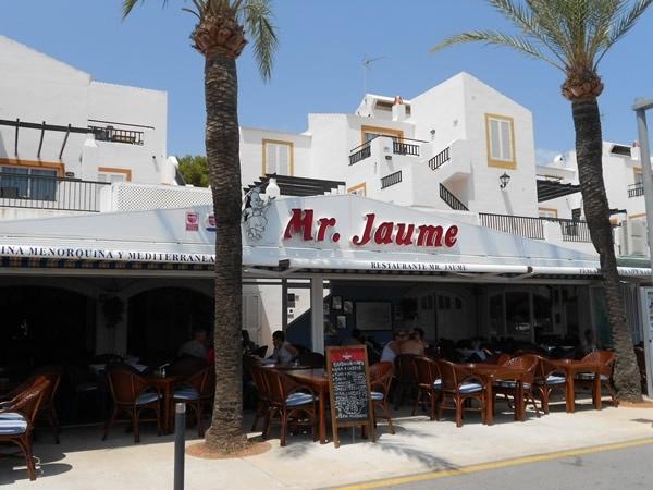 Mr. Jaume
