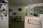 recepción clínica veterinaria en ciutadella de menorca