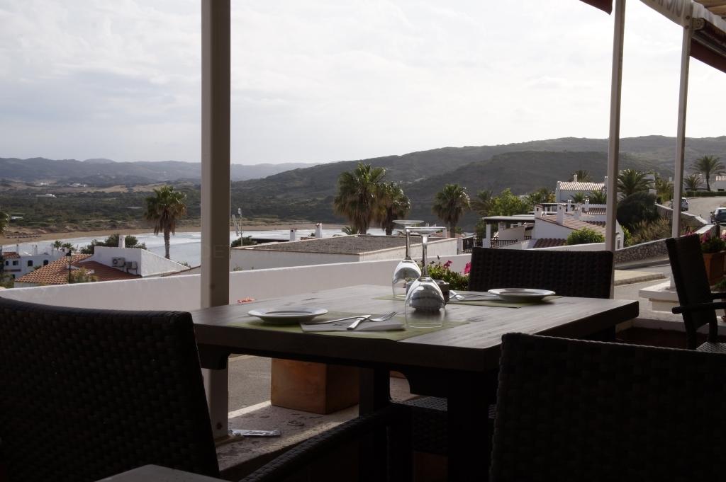 Restaurant ES CACTUS - Platges de Fornells - Menorca