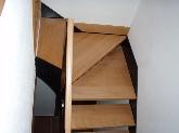 muebles de baño, Carpintería de madera