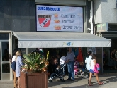 Pantallas luminosa publicidad en Menorca
