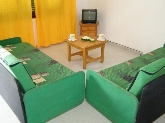 alquileres verano Menorca, apartamento con jardín en menorca