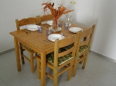 alquileres verano Menorca,apartamento con jardín en menorca