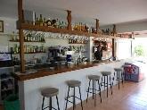 bar cami de cavalls menorca, restaurante con jardín en menorca