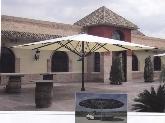 Parasoles de gran tamaño Menorca