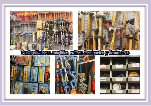 Suministros de herramientas, maquinaria y servicios para los diferentes sectores industriales en Menorca