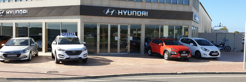 Hyundai en ciutadella de menorca
