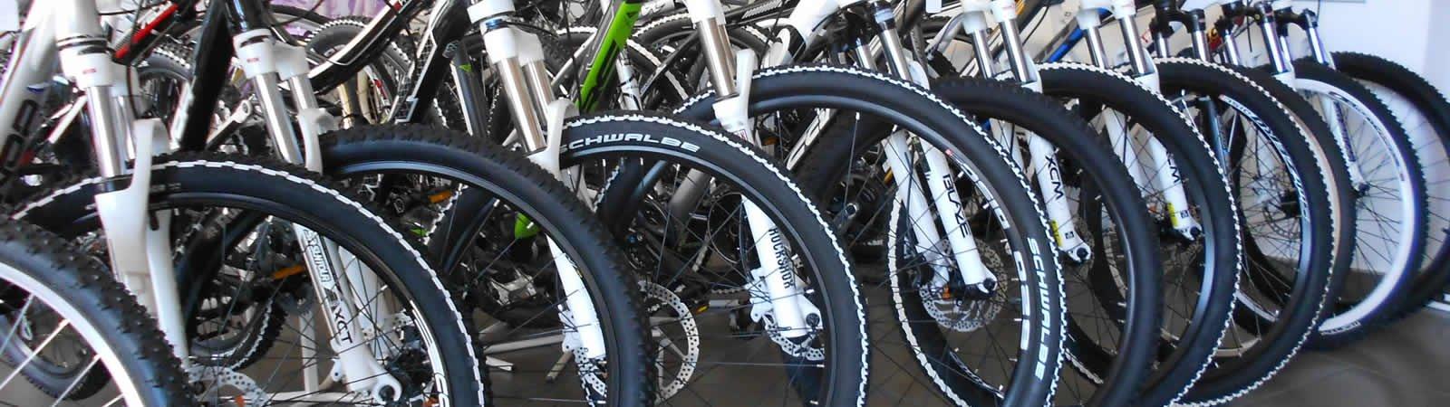 bicicletas en menorca