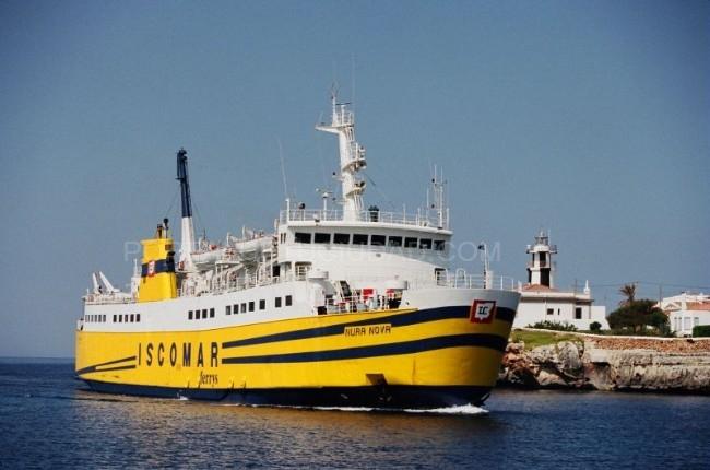 Transporte mar timo transportes - Transportes menorca ...