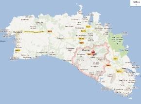 mapa alaior
