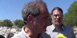 El arqueólogo Felipe Criado colabora en el asesoramiento para la reorientación del expediente de Menorca Talayótica