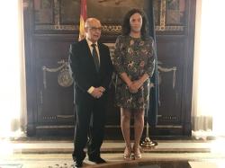 Govern y Ministerio de Hacienda reafirman el compromiso común para contar con un Régimen Especial de las Islas Baleares antes de final de año.