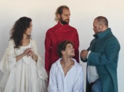 "La obra de teatro ""Calbó o el viatge de Orfeu"" es una de las protagonistas de la tercera edición de Fira B!"