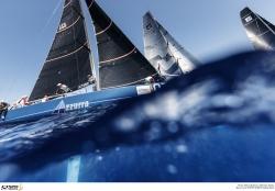 """Vascotto (Azzurra): """"Navegar en Menorca con estas condiciones, envejece mucho"""""""