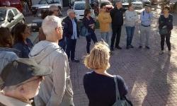 L'Ajuntament de Ciutadella visita dissabte Cala en Blanes, en el marc del programa VISITAM EL TEU BARRI