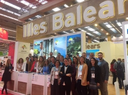 Presentan a las Islas Baleares como destino de turismo de negocios en la feria IMEX de Frankfurt