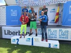 Coll y Florit se proclaman subcampeones de España de 100 y 50 km en Ruta respectivamente