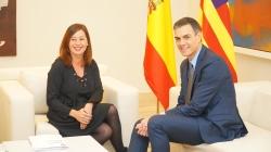 Armengol anuncia que el Régimen Especial de Baleares entrará en vigor en 2019