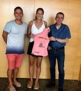 Gemma Triay visita el Consell Insular de Menorca