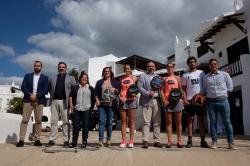 Menorca se estrena en el circuito mundial de pádel