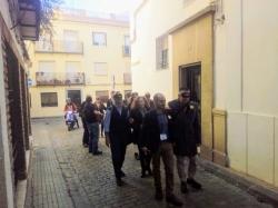 """El Consell de Menorca participa en Córdoba en el """"Encuentro de Gestores de Patrimonio Mundial"""""""