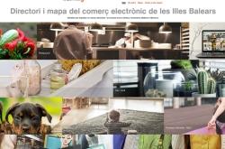 La Conselleria de Transición Energética mejora el exitoso mapa del comercio electrónico con la creación del portal web Botigues Virtuals