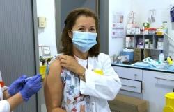 3.177 profesionales de primera línea ya han sido vacunados contra el virus de la covid-19