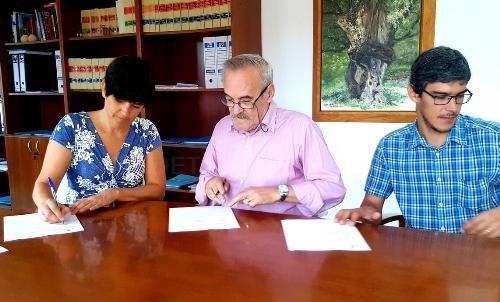 L'Ajuntament de Ciutadella firma l'acta d'apreuament de Santa Rita