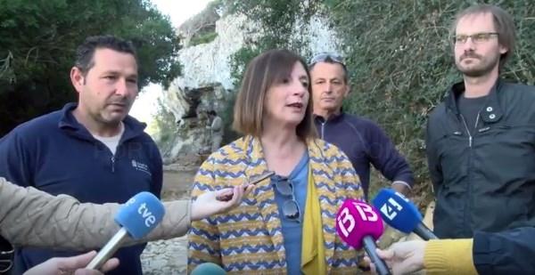 El Consell Insular de Menorca inicia los trabajos de recuperación del Camí de Cavalls gracias a la aportación del impuesto de turismo sostenible
