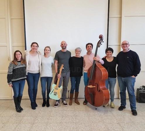 La Regidoria d'Educació de l´Ajuntament de Maó presenta el projecte 'Toca jazz a l'escola'