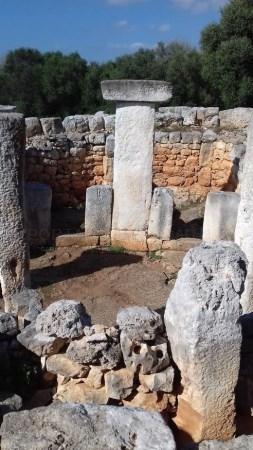 El Estado cederá gratuitamente al Consell Insular la titularidad del yacimiento arqueológico de Torre d'en Galmés