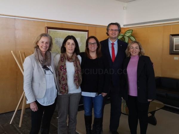 El Sine Dolore World Park obtiene un año más el apoyo institucional del Consell Insular de Menorca