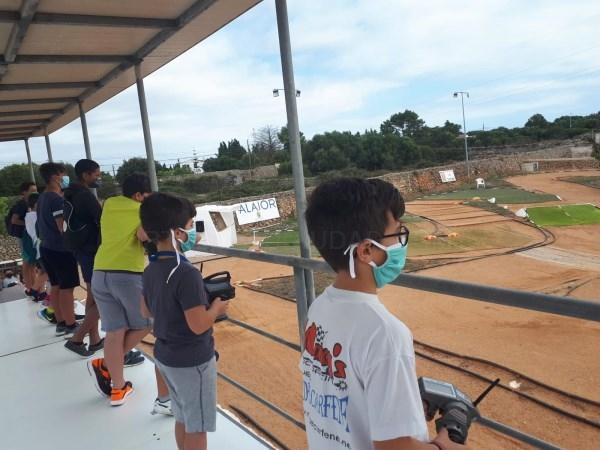 Los jóvenes de Alaior disfrutan de las actividades del programa 'Estiu Jove'
