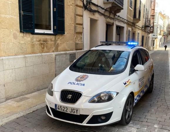 La Policía Local de Alaior ha interpuesto 137 denuncias en las últimas semanas