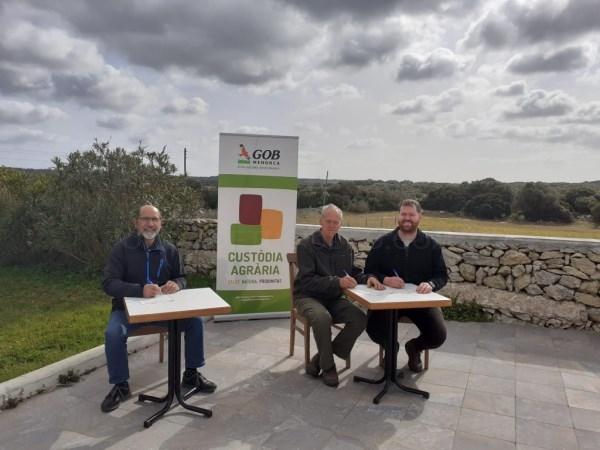 Nova generació de pagesos a Custòdia Agrària