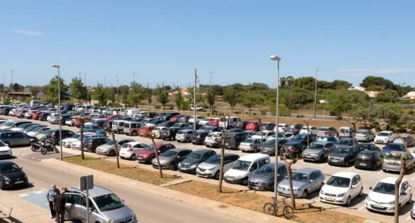 El Govern invertirá 1,9 millones de euros en la cubierta solar del aparcamiento del Hospital Mateu Orfila