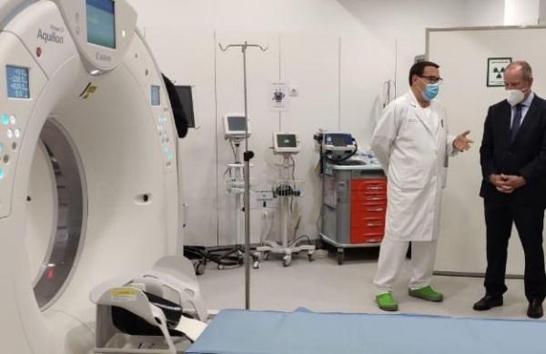 El Hospital General Mateu Orfila mejora los estudios de radiodiagnóstico con un TAC de última generación