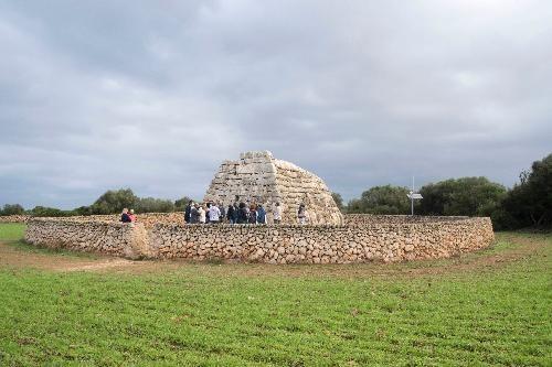 La missió d'avaluació de la candidatura de Menorca Talaiòtica per part d'ICOMOS s'ha desenvolupat durant cinc intenses jornades