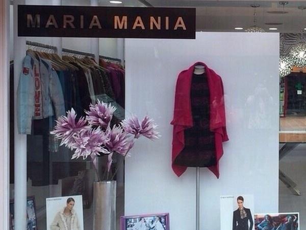 María Manía